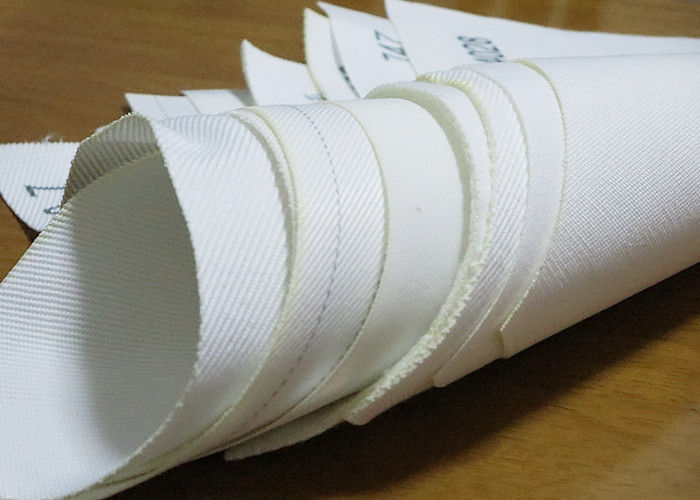 Long Thread Woven Filter Cloth Double Twill Weaving PP / Nylon Liquid Filter Media