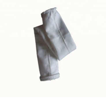 Ptfe Material Air Filter Bag High Temperature Grade Anti Acid For Industrial
