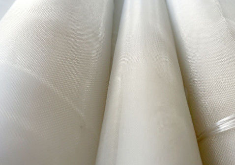 Yellow Color Acrylic Filter Cloth Acid Resistance With ISO Standard